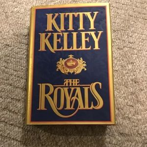 The Royals by Kitty Kelley (1997)